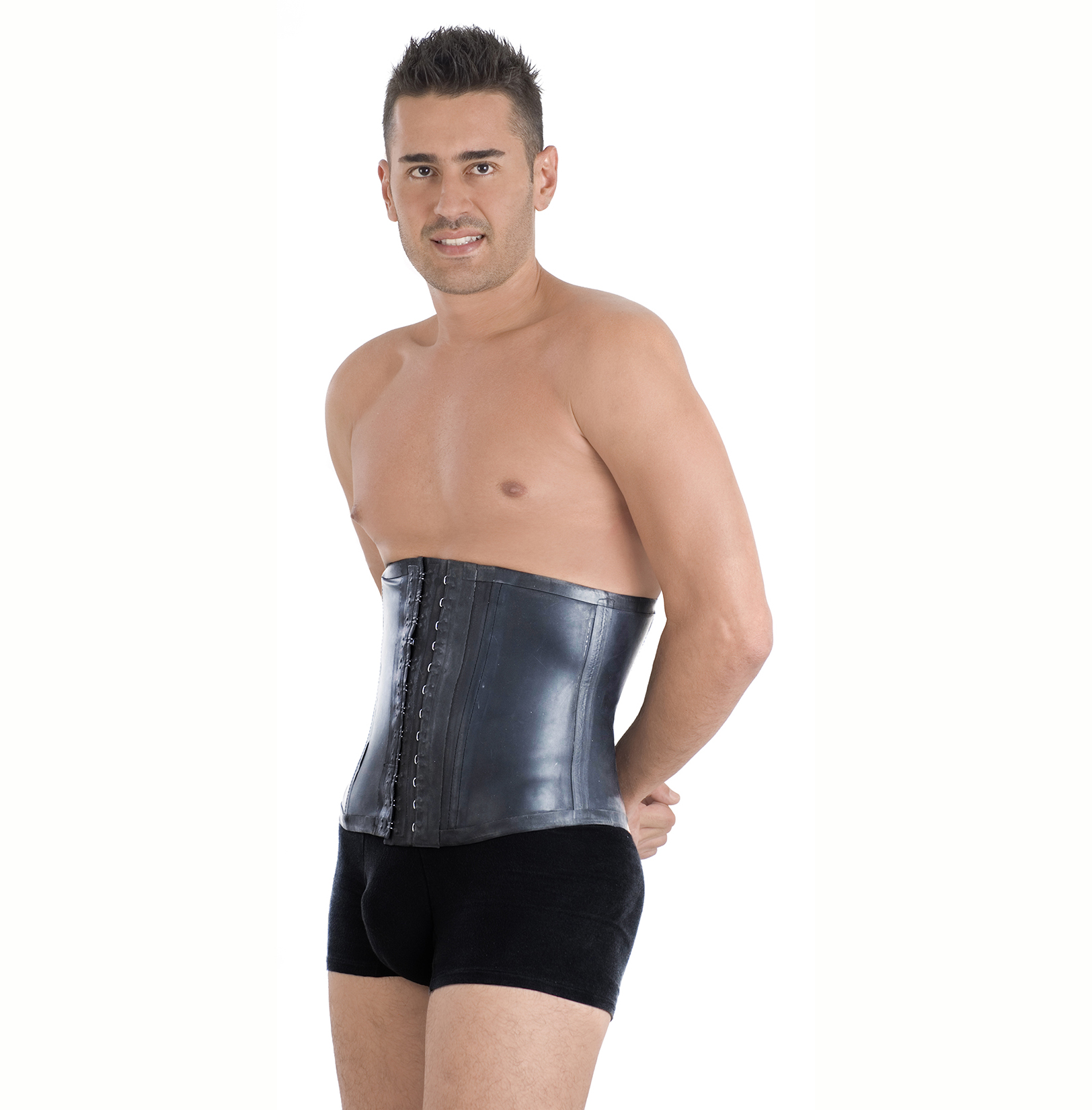 6104564c712 Ann michell Girdle Sport Men 2031 - Catherines Fashion